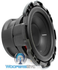 "ROCKFORD FOSGATE PUNCH P1S2-8 SUB 8"" CAR AUDIO 2-OHM 400W SUBWOOFER SPEAKER NEW"