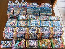 Enorme lot de 150 cartes POKEMON sans double Françaises + Cadeau