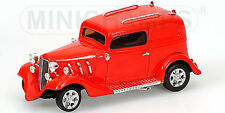 Minichamps American Hot Rod rot red, 1:43 Limited Edition