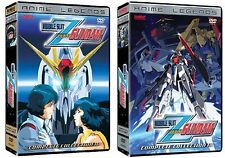 Mobile Suit Zeta Gundam Complete Collections 1 + 2 Anime Legends NEW
