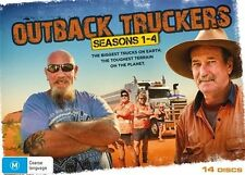 Outback Truckers Series : SEASON 1 2 3 4 (DVD, 14-Disc Set) NEW