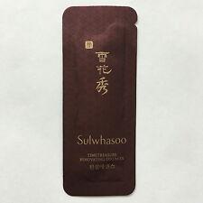 Sulwhasoo Timetreasure Renovating Serum EX 1ml * 50pcs(50ml) Korea Cosmetics