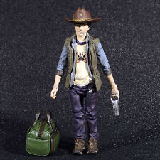 "The Walking Dead TV Series 4 CARL GRIMES 5"" Scale Action Figure McFarlane"