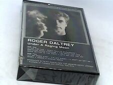 Roger Daltrey - Under A Raging Moon Cassette - SEALED