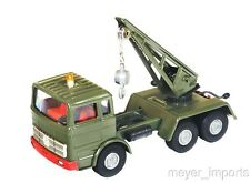 Mercedes Military Crane - O Scale - Metal - Kovap - Railroad Vehicles