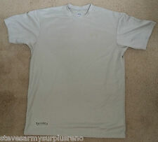 ~NWOT! US ARMY UNDER ARMOUR HEAT GEAR SM TACTICAL T-SHIRT S/S SHORT SLEEVE SAND