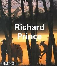 Richard Prince by Jeff Rian, Rosetta Brooks, Luc Sante (Paperback, 2003)