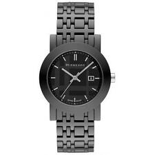 BURBERRY BU1871 BLACK CERAMIC SWISS WATCH BRAND NEW WITH BOX
