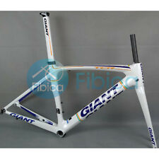 New GIANT TCR Composite Comp Pro Carbon Road Bike Frame Fork Seatpost 700C 500mm