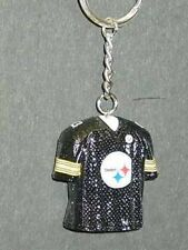 NFL Poly Jersey Keychain, Pittsburgh Steelers, NEW