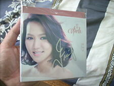 a941981 Vivian Lai  黎瑞恩 Autographed CD Vfresh with Poster 感恩