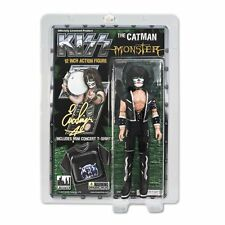 KISS 12 Inch Mego Style Action Figures Series Four Monster: The Catman