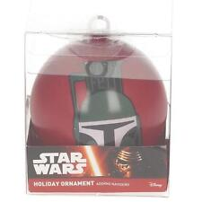 Star Wars - Boba Fett Christmas Bauble Decoration / Ornament - New & Official