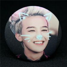 Fashion KPOP BIGBANG G-DRAGON Cute Badge Brooch Chest Pin Souvenir Gift