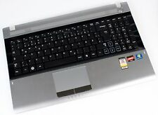 Samsung rv511 rv515 rv520 Tastiera Touchpad speeds palmrest ba81-12683a tedesco