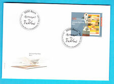 BUSTA PRIMO GIORNO SVIZZERA SWISSS 2005 PAUL KLEE ZENTRUM FDC FIRST DAY COVER