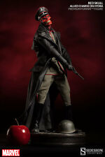 Sideshow Collectibles Red Skull Premium Format Exclusive version