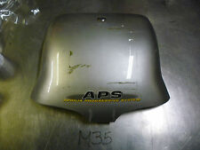 HYOSUNG GPS 125 HYPER PLUS DOOR BOOT LID STORAGE COVER FAIRING *FREE POST*M35