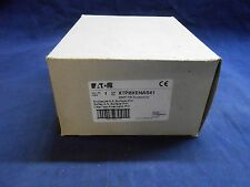New In Box EATON XTPBXENAS41 MMP PB Accessory Motor Control Enclosure