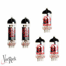 VOX LIL NIGHT TRAIN N15 GEN2 Amplifier JJ Re Valve Set EL84 x2* 12AX7/ECC83 x3 *