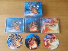 Iced Earth - Alive in Athens (3 CD Box Set 1999)
