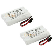 2x Cordless Home Phone Battery Pack for Uniden BP-446 BP446 BT-446 BT446
