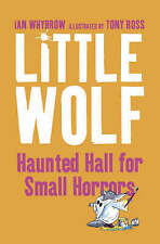 Little Wolf's Haunted Hall for Small Horrors,ACCEPTABLE Book