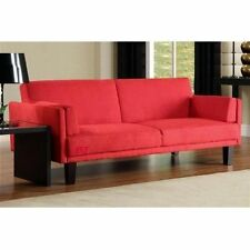 Sleeper Sofa Bed Futon Couch Living Room Furniture Microfiber Lounger Mattress