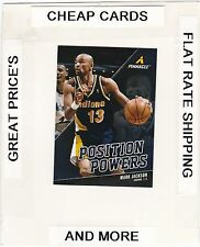 2013-14 PINNACLE Position Powers MARK JACKSON