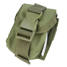 CONDOR MA15: Tactical MOLLE Single Frag Grenade Pouch Holster MA15-001 OD Green