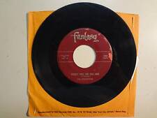 """GOLLIWOGS:(Pre-Creedence Clearwater) Don't Tell Me No Lies-Little Girl-U.S. 7"""""""