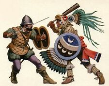 Valiant Miniature Kit# 9889 - Aztec Eagle Knight