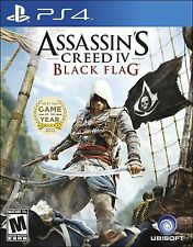 Assassin's Creed IV Black Flag - PlayStation 4 PS4 Brand New and Sealed