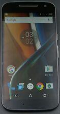 Motorola Moto G4 XT1625 16GB Verizon AT&T Unlocked Smart Cellphone *X SIM* MINT