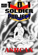 TOI Soldier Project Issue #1 Ash Can (no UPC)