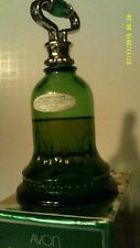Vintage 1978 Avon Emerald Bell Sweet Honesty Cologne-Used In Box-Free Shipping