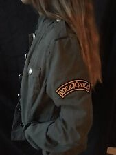 Rock N' Roll Jacket -Music Jacket- Military Jacket - Music Apparel