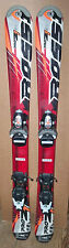 100 cm Rossignol junior skis bindings + size 11 kids boots