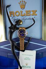 Rolex Submariner 750/Gold Vintage 1680/18 mit Original Rolex Zertifikat