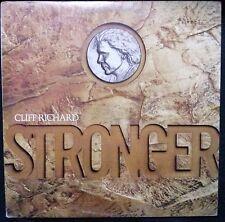 CLIFF RICHARD - STRONGER VINYL LP AUSTRALIA
