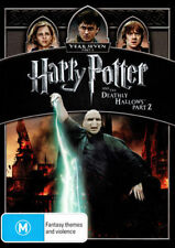 HARRY POTTER And The Deathly Hallows: Part 2 DVD BRAND NEW TOP 250 MOVIES R4
