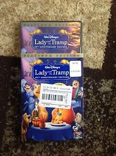 Lady and the Tramp(DVD, 2006,2-Disc,Special Edition)NEW-Guaranteed 100%authentic