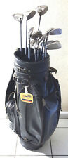 CALLAWAY GOLF 15-PIECE SET Men's RH with BENNINGTON Black Golf carry Bag