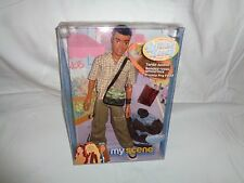 MY SCENE GETTING READY SUTTON DOLL 2003 BOX WITH WEAR NEW