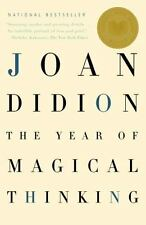 THE YEAR OF MAGICAL THINKING - JOAN DIDION (PAPERBACK) NEW FREE SHIPPING