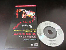 Candy Flip Strawberry Fields Foever Japan 3 inch Mini CD Single C86 Beatles