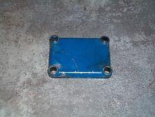 1986 Suzuki RM 250 RM250 Power valve cylinder side cover cap B