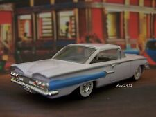 60 1960 CHEVY IMPALA COUPE COLLECTIBLE 1/64 SCALE DIECAST MODEL - DIORAMA