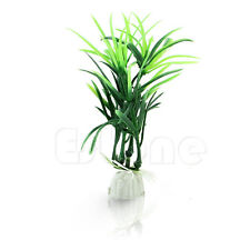 1Pc Fish Tank Decoration Short Paragraph Lucky Bamboo Artificial Water Plants