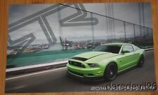 2014 Ford Mustang RTR info card